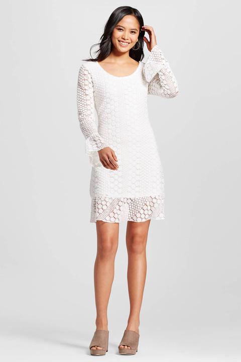 15 cute white graduation dresses for under $100 - best cheap graduation hnxhvuf