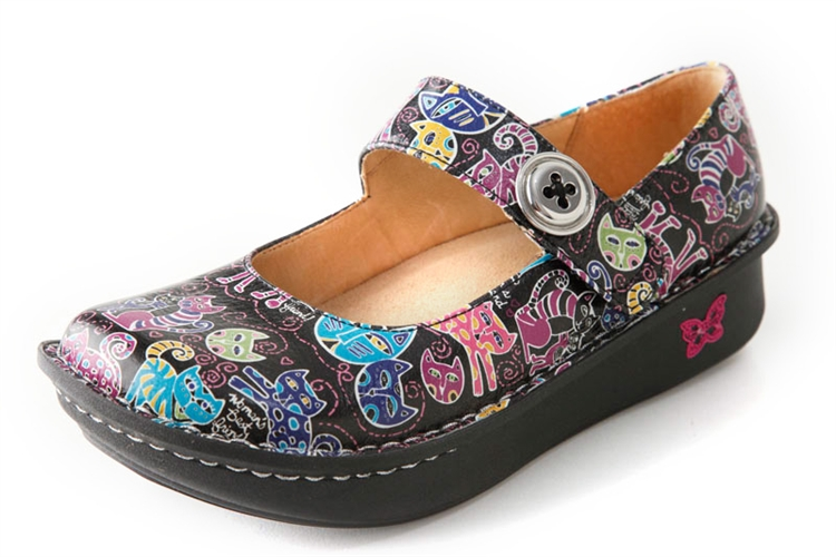 alegria shoes alegria paloma womenu0027s best friend leather mary jane for women iifiigy