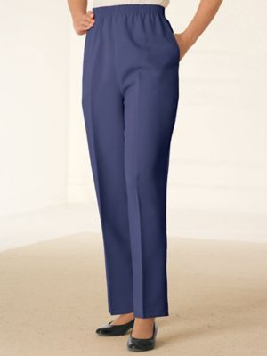 alfred dunner pants alfred dunner basic pants | old pueblo traders yupvawu