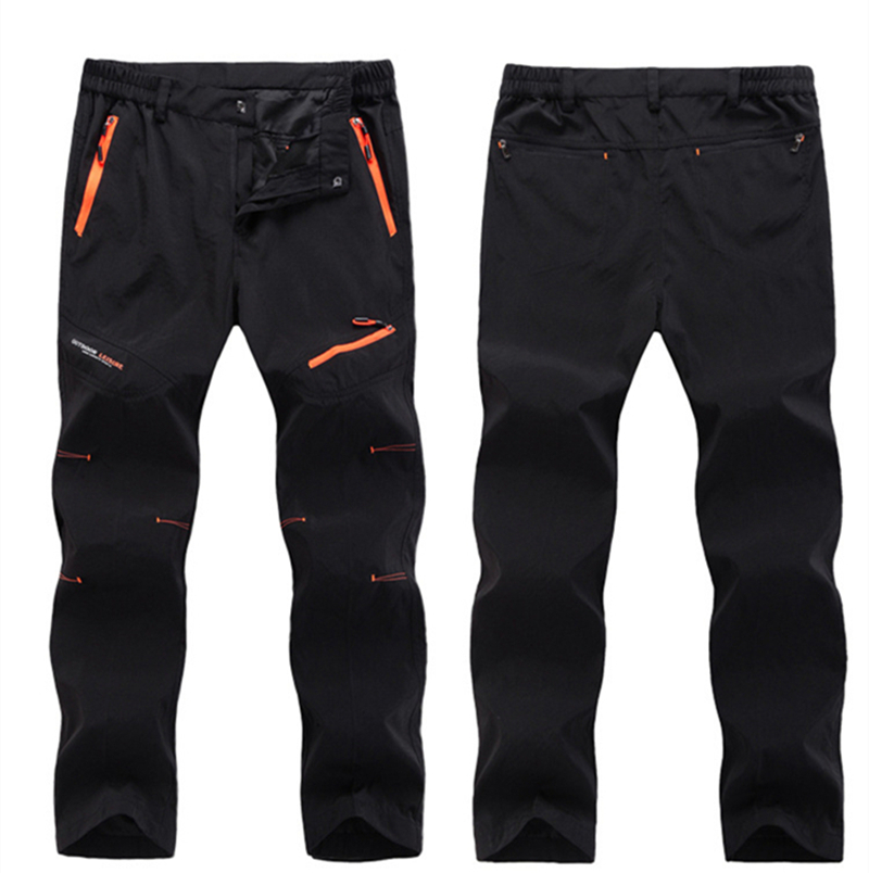 aliexpress.com : buy summer thin hiking pants menu0027s trekking pants  softshell waterproof toernsi