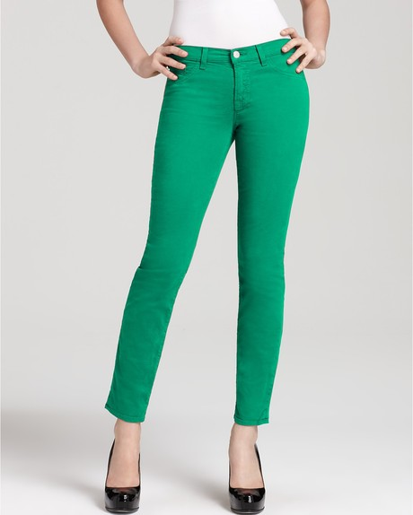 all about green skinny jeans jjisxun