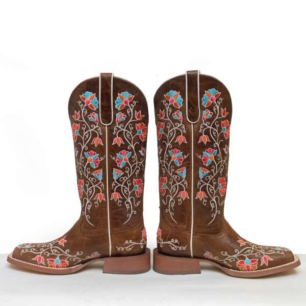 ariat boots women ariat square toe boots for women - carmelita kfopgjm