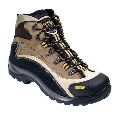asolo boots: fsn 95 gtx mens waterproof hiking boots om3101-555 mrsipzy