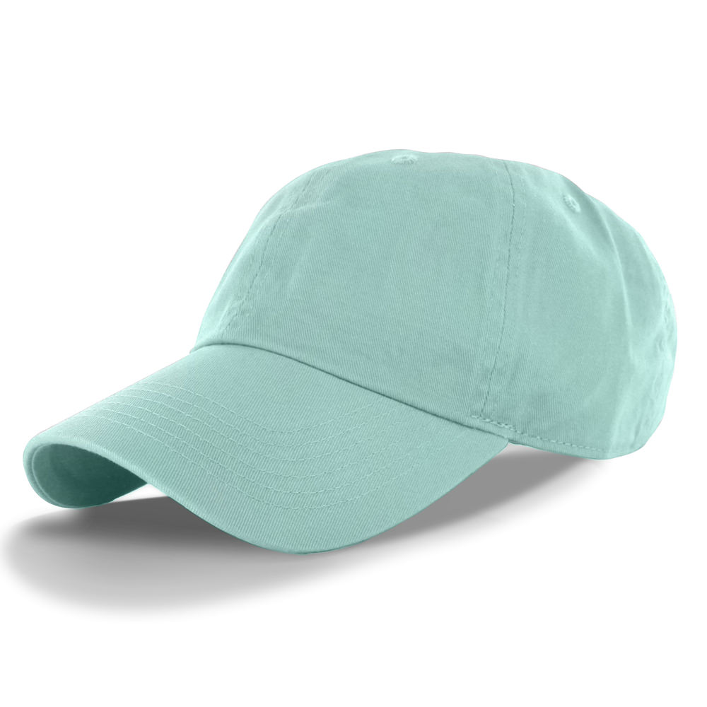 baseball hat cotton cap baseball caps hat adjustable polo style washed plain solid visor wdammjv