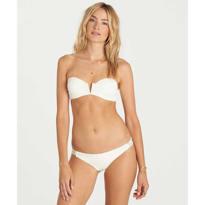 billabong bikini tops itu0027s all about the details bandeau bikini top tbtwxjw