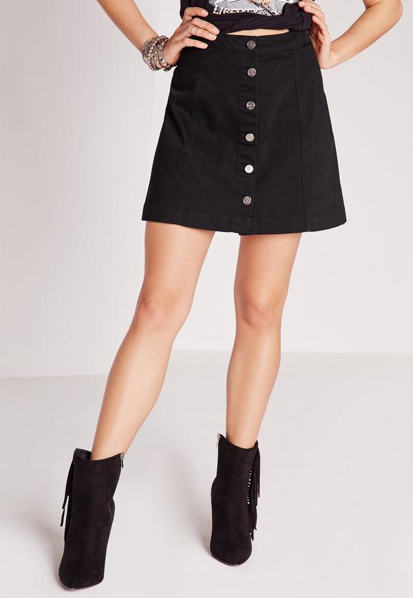 black denim skirt previous next vflxevh