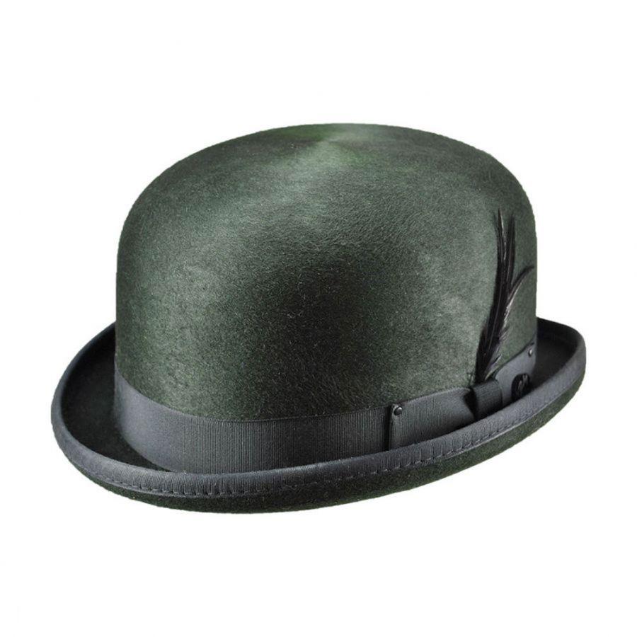 bowler hat bailey size: 7 1/4 pinqyxb