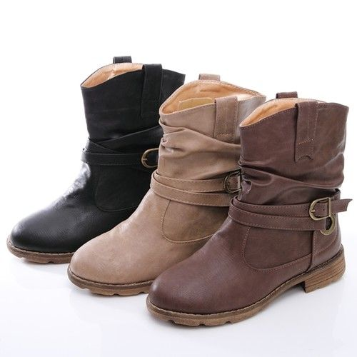 brown ankle boots bn boyfriend military mid calf flat ankle boots booties black brown beige | hjapagd