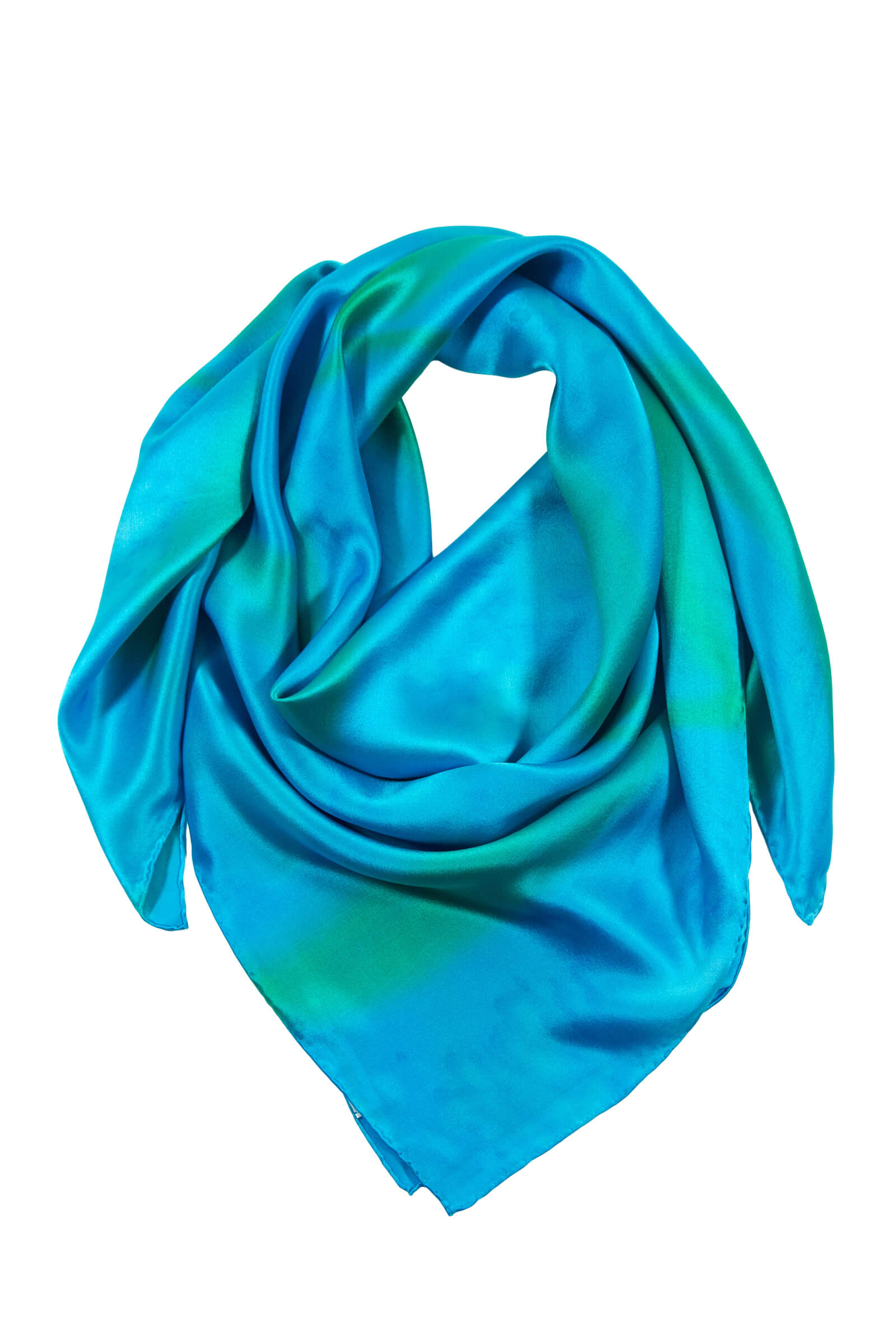 celestial delight: blue scarf teopksb