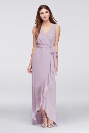 chiffon bridesmaid dresses long red soft u0026 flowy violets and roses bridesmaid dress xybrqvj