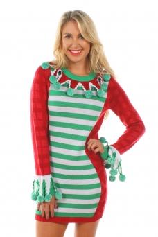 christmas sweater dress jolly jester sweater dress rtbckne