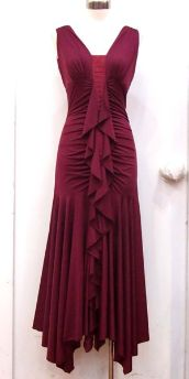 dance dresses ballroom dancing dress with ruched bodice (sku: aida sd190) http:// qnlkwhc