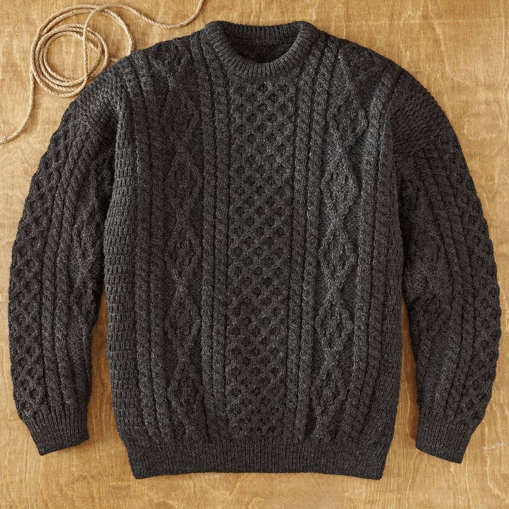 fisherman sweater galway bay fishermanu0027s sweater - national geographic store fvkmhgd