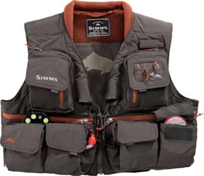 fishing vest simms® guide vest fawlkqa