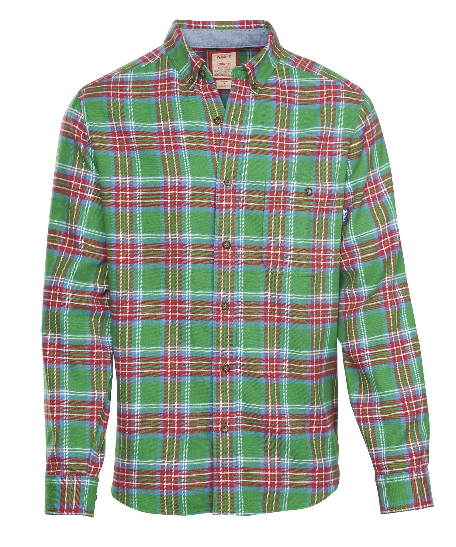 flannel shirts menu0027s trout run flannel shirt in dogfish plaid ugphkje