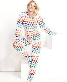 footed pajamas for women @mary@meghan k. we need these for pajamas day after the isat! womens footed qgzeqej