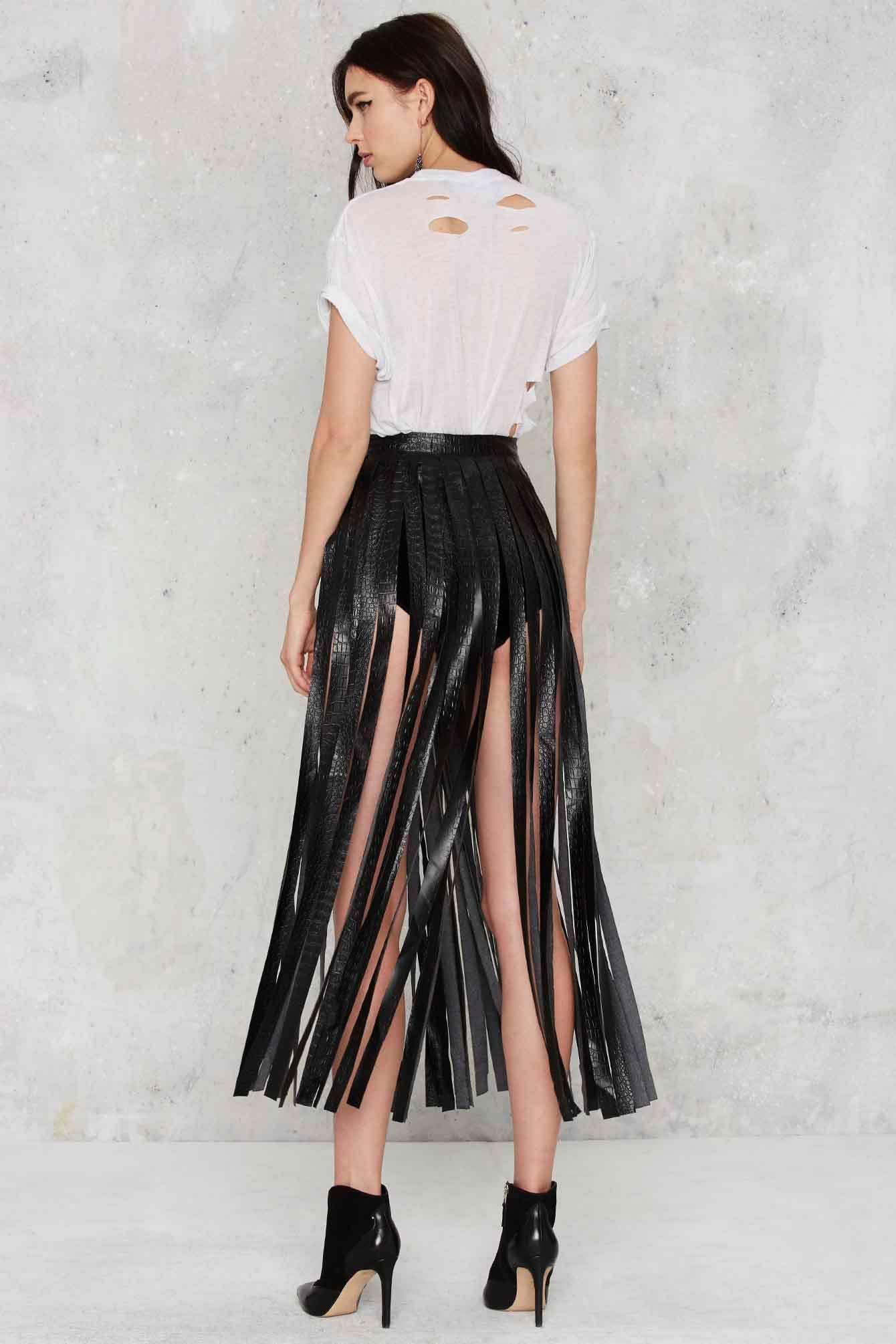 fringe skirt gallery fitmbgs