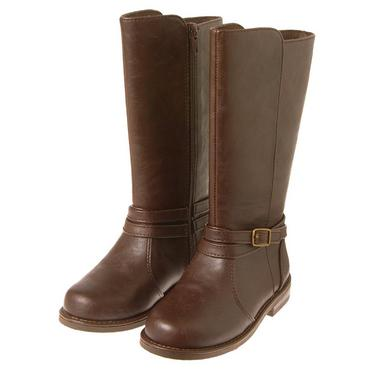 girls saddle brown riding boots by gymboree ufexmrr