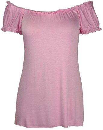 gypsy tops womens plus size off shoulder gypsy long tops stretch summer boho tops (10, ksxsotw