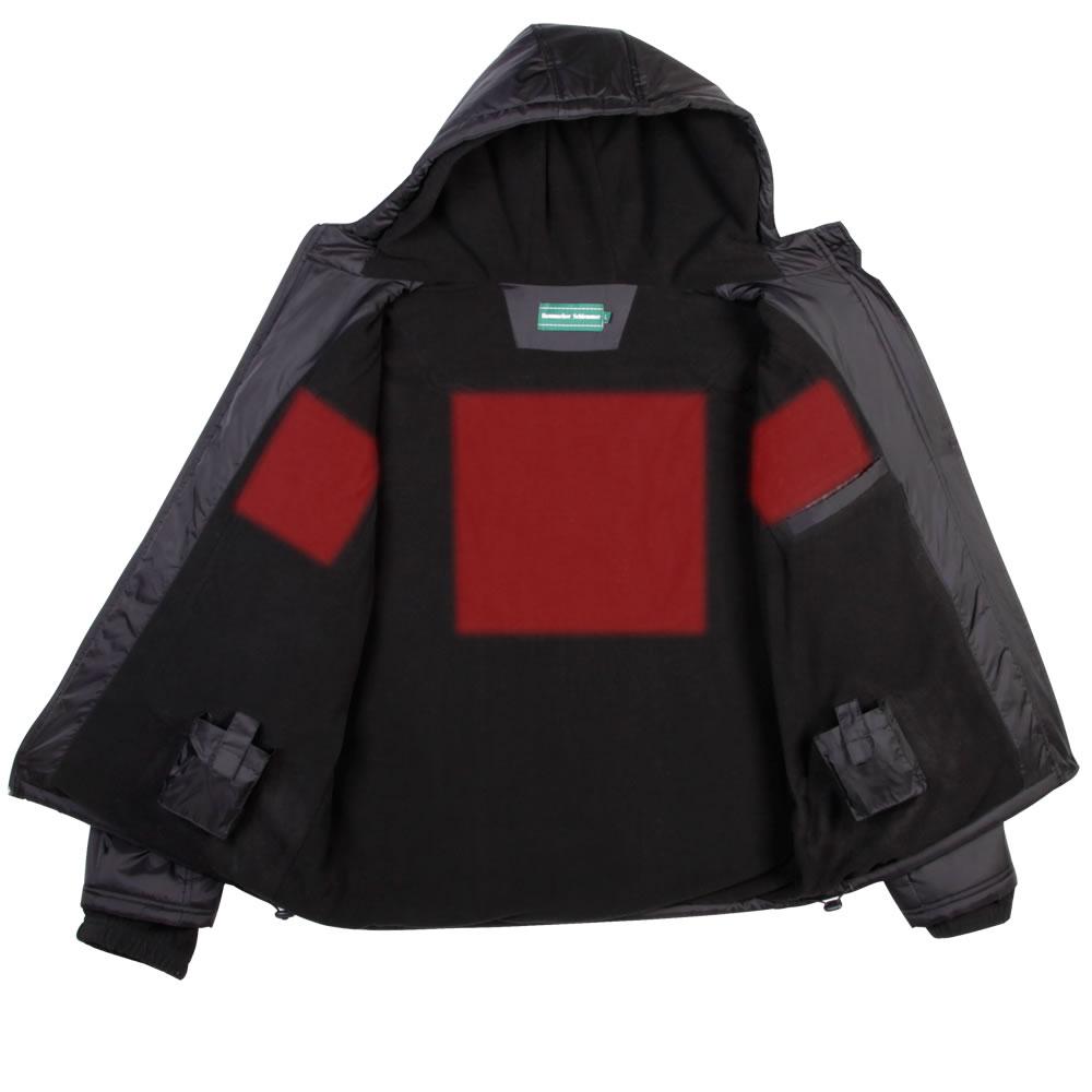 heated jackets the 13 hour heated jacket. ovapvdh