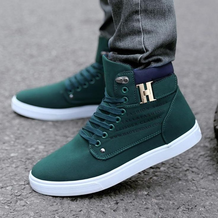 high top sneakers for men men s casual fashion high. canvas sneakersmen sneakershigh top ... ooqhgko