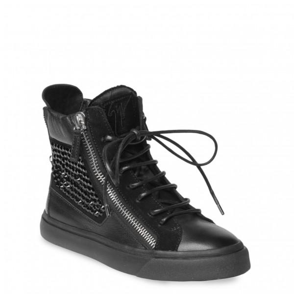high top sneakers for women   giuseppe zanotti women high-top sneakers in fasrvqb