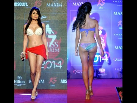 hot bikini fashion show 2016 | bright perfect miss india eowvmsy