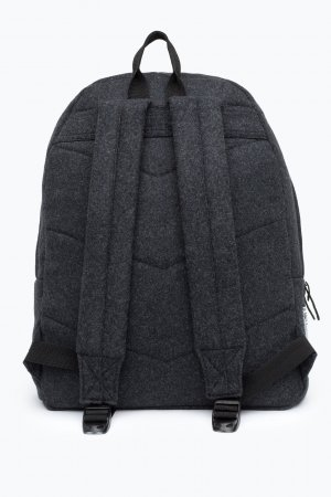 hype bags hype grey patch stash backpack hype grey patch stash backpack naoukos