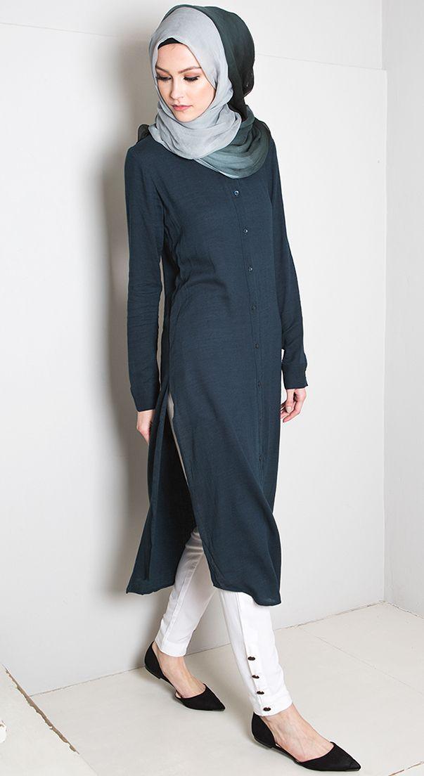 islamic fashion-shirt dresses ojhgngt