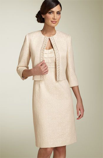 jacket dresses tahari by arthur s. levine metallic jacquard jacket u0026 dress available at axvetry