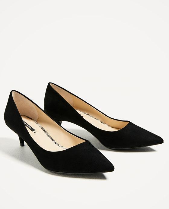 kitten heels image 3 of kitten heel shoes from zara ujznkew