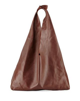 leather hobo bags bindle calf leather hobo bag ethomul