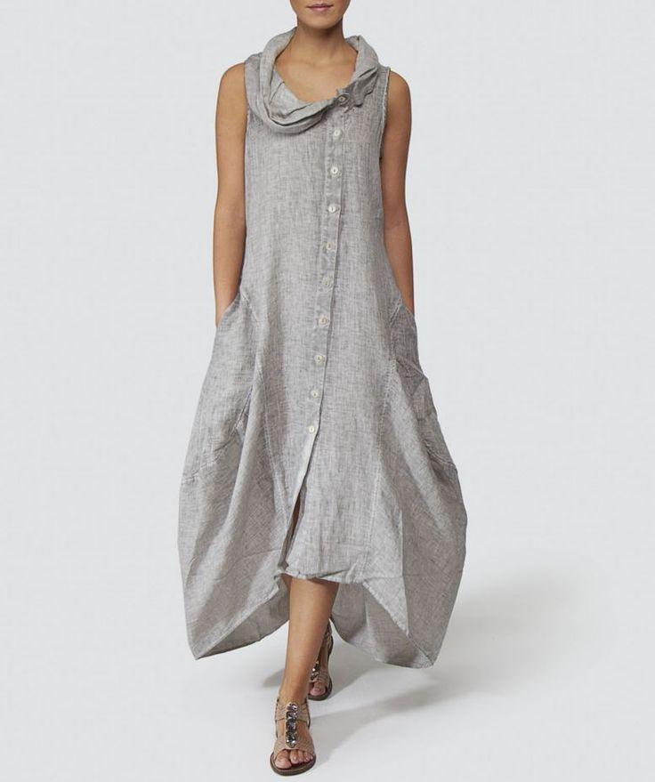 linen dresses grizas marled linen dress fdbkshk