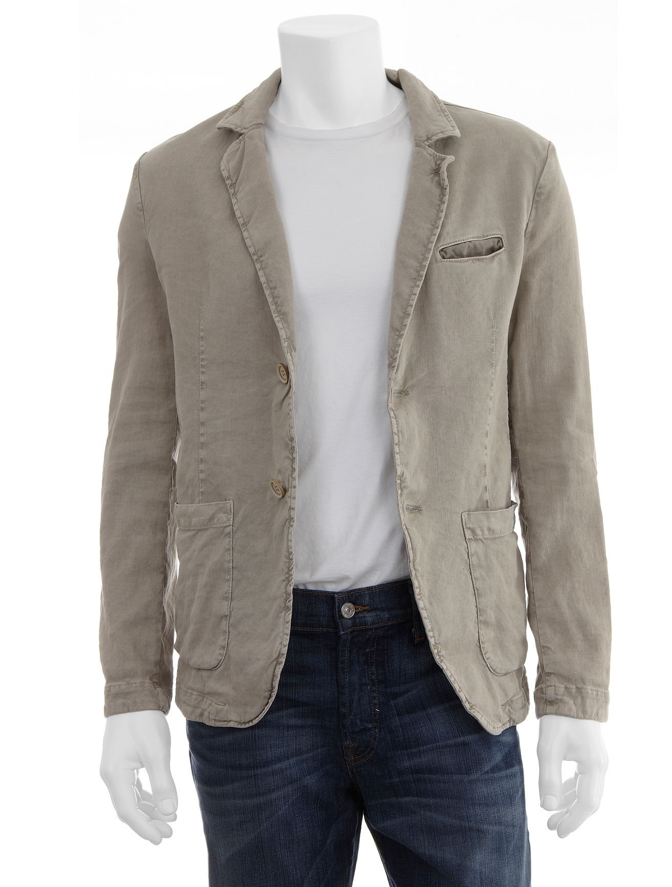 linen jacket men tkhnpuc