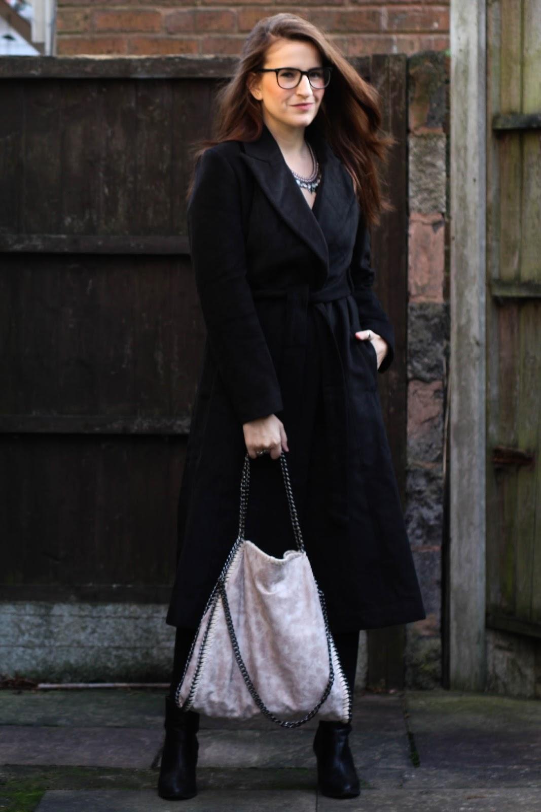 long black coat 0share mujjhep