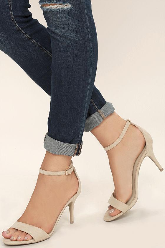 lover natural suede ankle strap heels 2 olkkocw