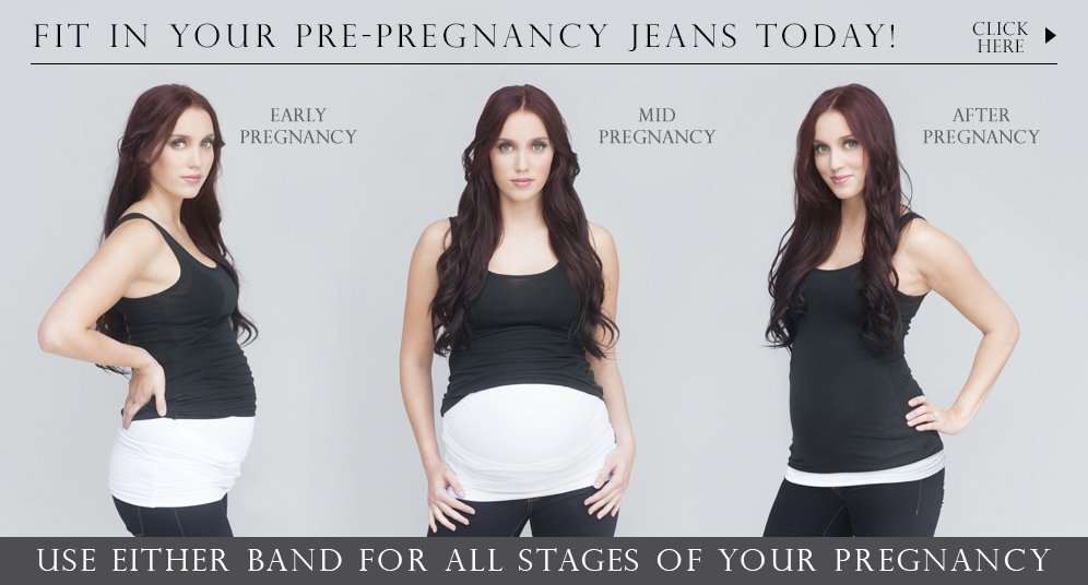 maternity belly band the belly button™ maternity band - never buy maternity pants again! eeoagxl