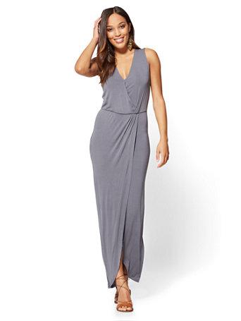 maxi wrap dress 585 jdsiaae