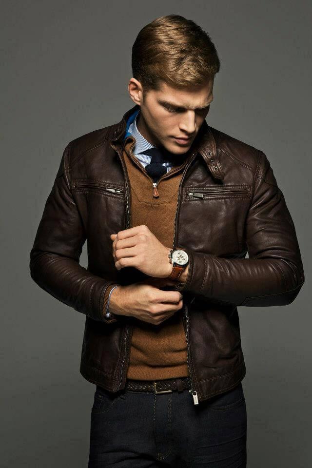 men leather jacket the leather jacket - menu0027s wardrobe essentials ylvwshk