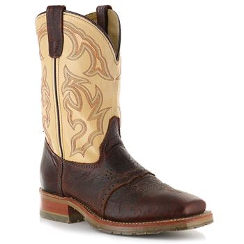 mens cowboy boots double-h menu0027s western boots myjzjsf