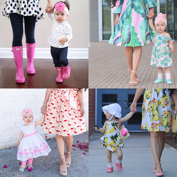 mommy and me outfits xvylpde