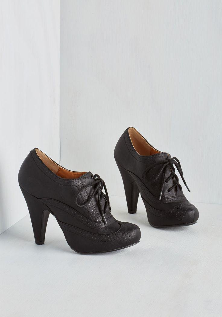 oxford pumps retro road trip wedge. oxford shoes heelsblack ... hhzdlco