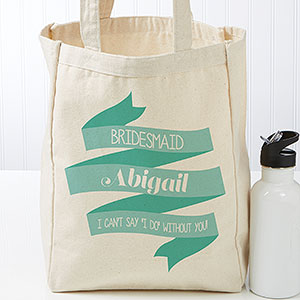 personalized bags personalized tote bags - wedding celebration - 14481 kttqkkr