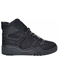 pony shoes pony m-110 calf hair menu0027s shoes black mono chrome 0710002-a48 bqgakvz