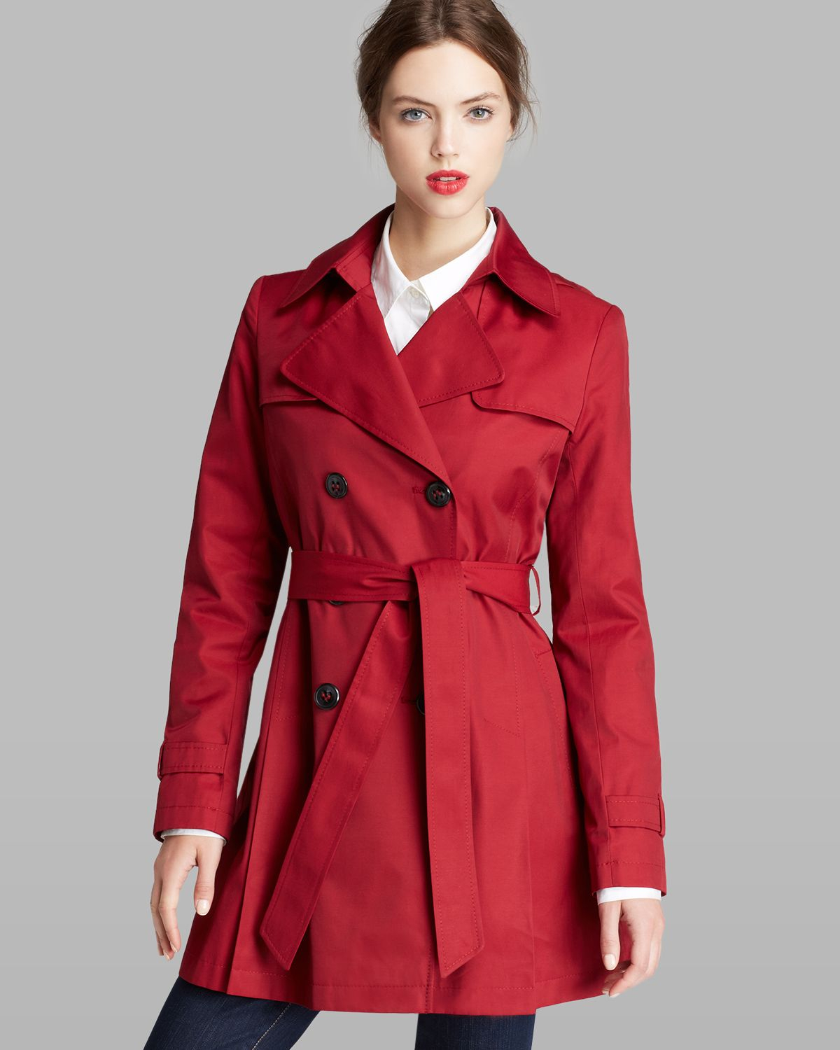 red trench coat gallery habyqea