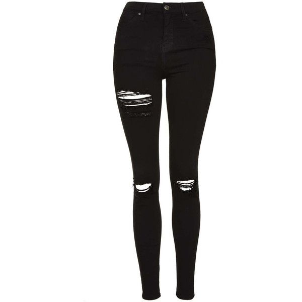 ripped black skinny jeans 200+ cute ripped jeans outfits for winter 2017 kkajdrn