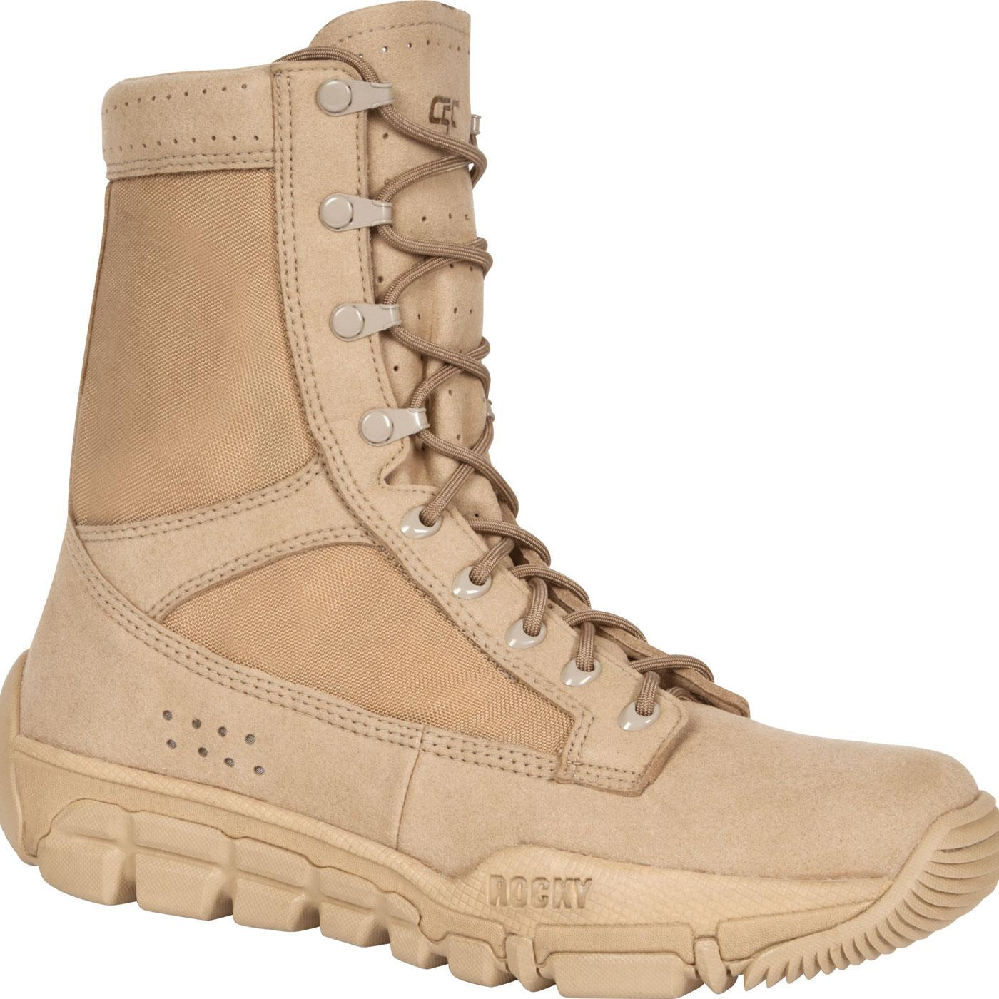 rocky boots rocky c5c commercial military boots, , large vmwpysm