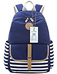 school bags s-zone preppy french breton nautical striped backpack rucksack marine  sailor navy stripy qirgtfz