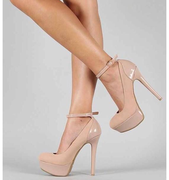 shoes nude nude high heels high heels cream high heels cute high heels etwribu
