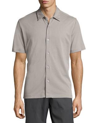 short sleeve shirt air pique short-sleeve shirt nofsrfj
